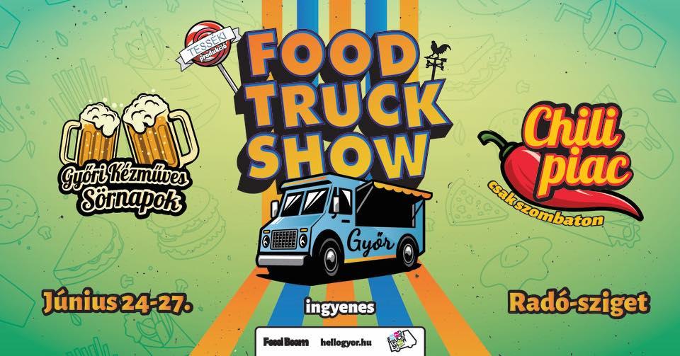 Food Truck Show 2021